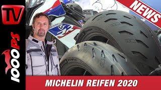 Michelin Power Saison 2020 - Neue Modellpalette von Touring bis Slick für das kommende Jahr