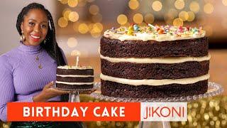 Kiano's ULTIMATE CHOCOLATE Birthday Cake