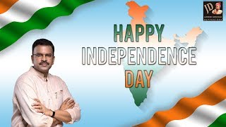 JD Lakshmi Narayana about Greatness of Indian Flag || Independence Day 2018