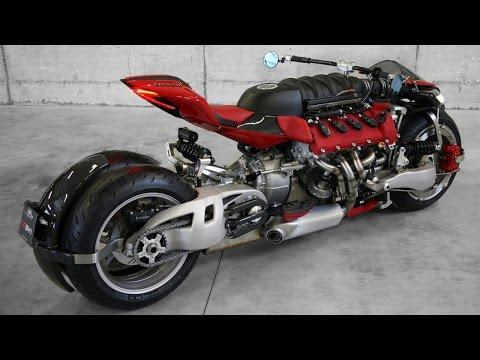 Самые КРУТЫЕ мотоциклы мира - Популярные видеоролики!