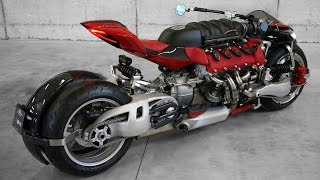 видео Самые дорогие мотоциклы в мире
