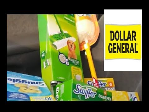 DEAD DEAL Run Deal On Swiffer Products @ Dollar General Using Digital Coupons