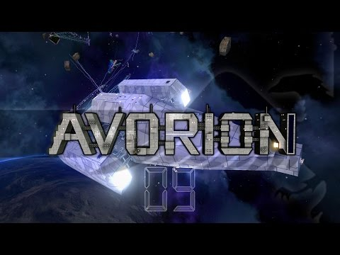 Avorion #09 OPERATION EXODUS - Gameplay / Let's Play