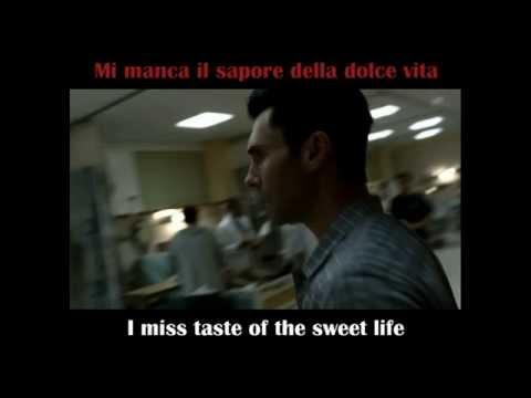 Maroon 5 - Maps - English and Italian Lyrics