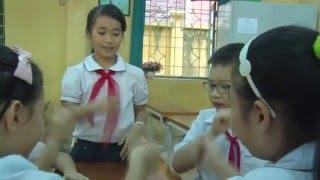 Video dự thi Giáo viên giỏi| Video tình huống của giáo viên Trường TH Cầu Diễn