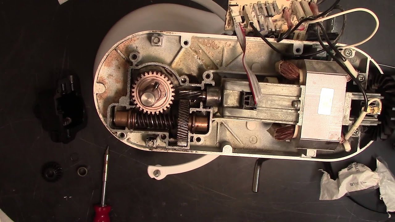 Kitchen Aid Mixer Parts Clearance Kitchenaid Planetary Gear Assembly Teardown - Youtube