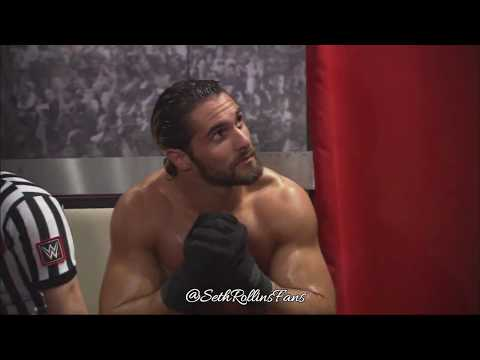 seth rollins cashes in at Wrestlemania 31 wwe