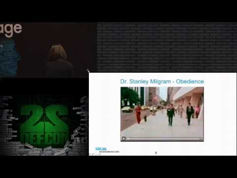 DEF CON 22 - Michele Fincher - How to you Feel about your Mother.. Psych and The SE