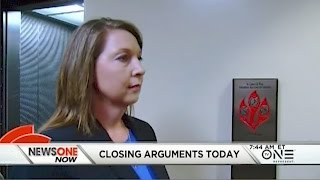 Closing Arguments In The Betty Shelby Trial Begin