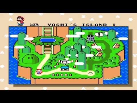 Super Mario World - SNES Emulator/ Snes9x Emulator