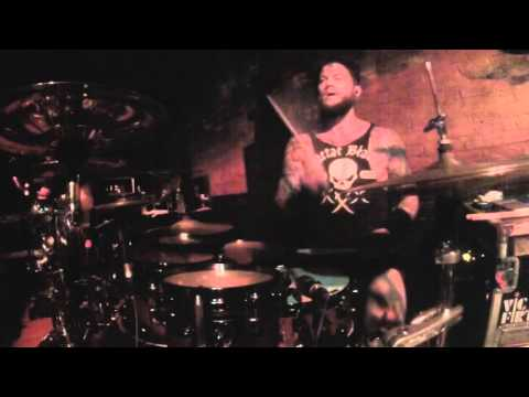 Whitechapel - Vicer Exciser - Ben Harclerode - Live Drum Cam - Metal Drummers Only