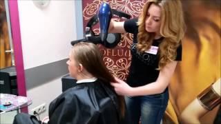 видео Термолечение волос
