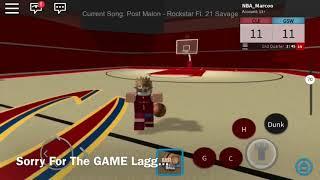 NBA Phenom||Mixtapes Part 1.||Roblox||