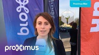 Proximus vertelt uw installateur alles over glasvezel