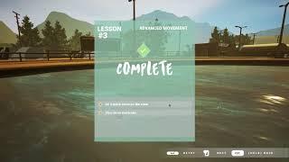 Surf World Series - Intro gameplay
