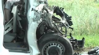 Страшная Авария на Ореховской Трассе(10 июля в 10:06 на 27 км автодороги Запорожье-Мариуполь столкнулся бензовоз ГАЗ-53 и легковой автомобиль Volkswagen..., 2013-07-12T06:01:10.000Z)