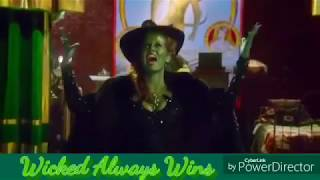 Zelena Wicked Witch - Wicked Always Wins - Once Upon A Time Musical 6x20