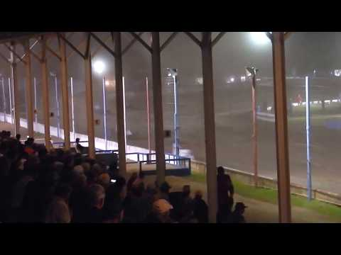 - Terre Haute Action track USAC Sprint cars 2-