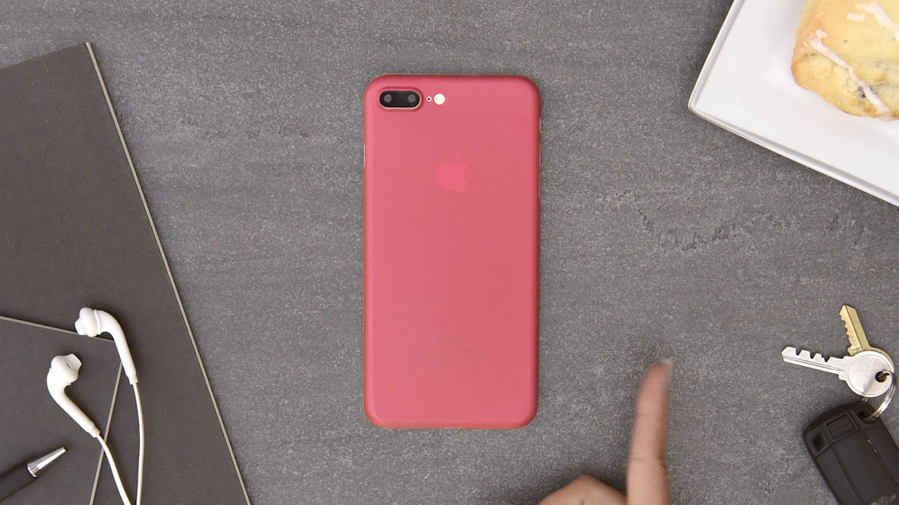 caudabe iphone 8 case