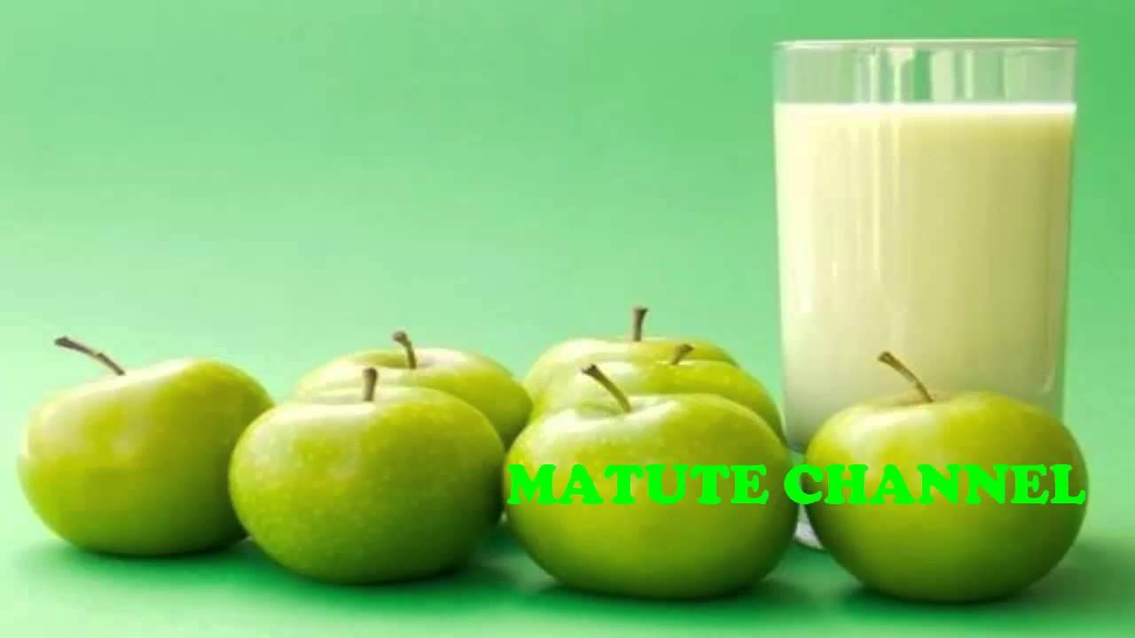 licuado de pina manzana y avena