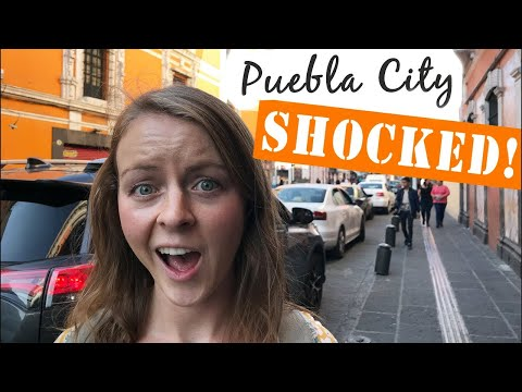 11 Things That SHOCKED US About PUEBLA, MEXICO