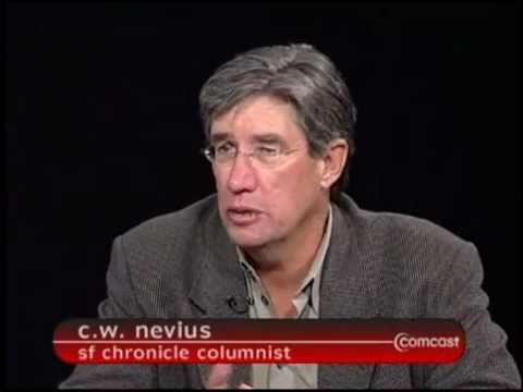 San Francisco Chronicle Columnist, C.W. Nevius on Homelessness in SF