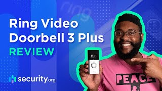 Ring Video Doorbell 3 Plus Review!