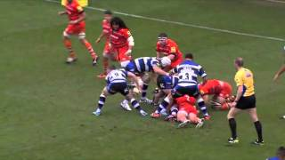 Attack Analysis -  Bath Rugby September 2014