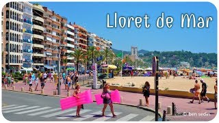 Lloret de Mar - Costa Brava, Catalonia, Spain