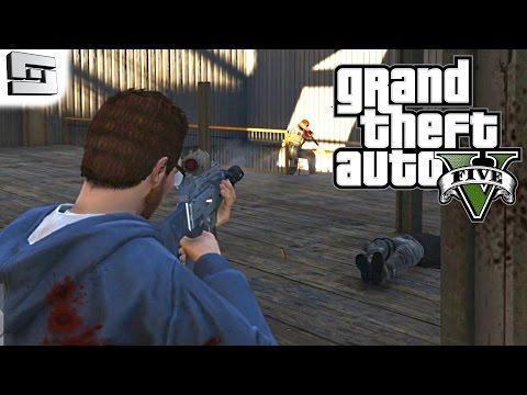 Grand Theft Auto V Online - MISSION MULTIPLAYER!! E2 ( GTA 5 )