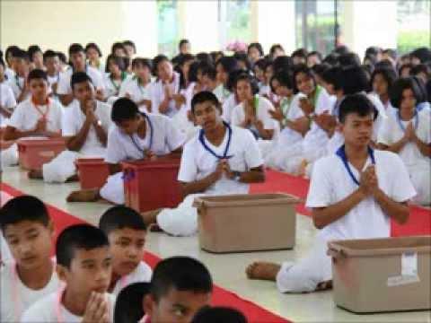 ค่ายเด็กดีศรีตำบล โรงเรียนบางดีวิทยาคม