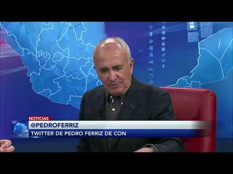 Entrevista con Pedro Ferriz de Con, periodista, sobre su aspiración a la candidatura presidencial
