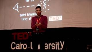 The Force of Light | Ahmed Samir | TEDxCairoUniversity