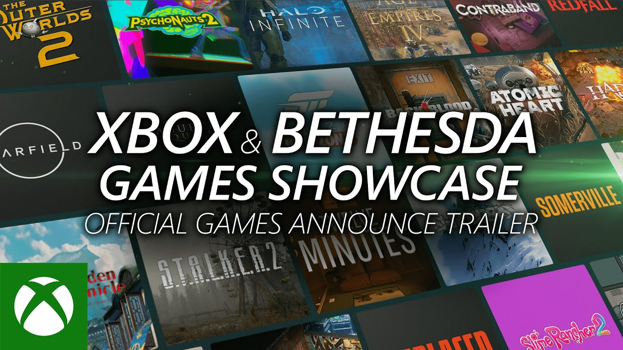 Xbox Games - Announce Trailer - Xbox & Bethesda Games Showcase 2021