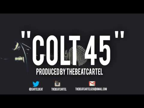 "**SOLD** ""Colt45"" Instrumental (Drill/Freestyle Type Beat) [Prod. By TheBeatCartel]"