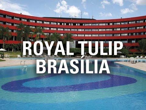 O MELHOR HOTEL DE BRASÍLIA - ROYAL TULIP #02