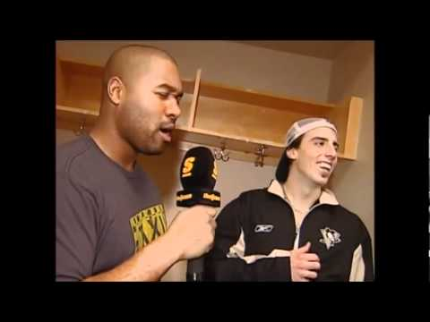Jordan Staal and Fleury Funny Interview