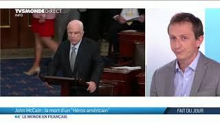 John McCain : la mort d'un