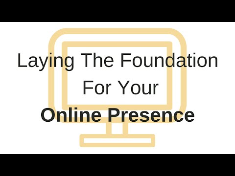 TIANS: Laying The Foundation For Your Online Presence