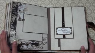 Скрапбукинг  Свадебный альбом