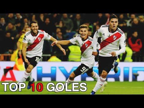 RIVER PLATE ● Top 10 goles en la COPA LIBERTADORES 2018