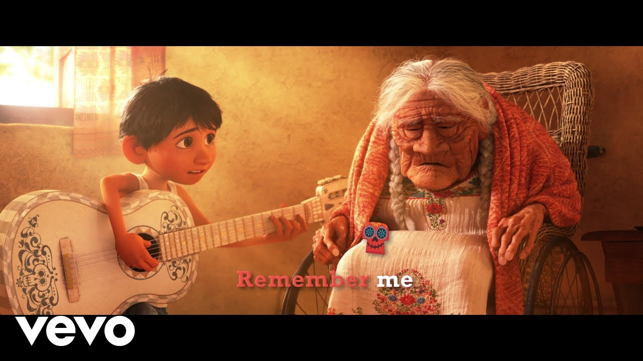 """Download Anthony Gonzalez, Ana Ofelia Murguía - Remember Me (Reunion) (From """"Coco""""/Sing-Along)"""