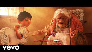 "Anthony Gonzalez, Ana Ofelia Murguía - Remember Me (Reunion) (From ""Coco""/Sing-Along)"