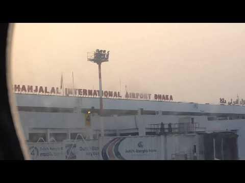 Aircraft TK 713 Dhaka to Istanbul Dhaka international airport