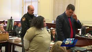 Mom convicted of murder in 2-year-old daughter