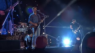 Nickelback — Side Of A Bullet (Feed the Machine world-tour 2018)