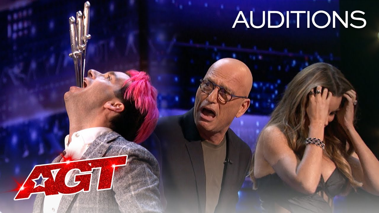 Download The AGT Judges Pull Swords out of Brett Loudermilk?! - America's Got Talent 2020