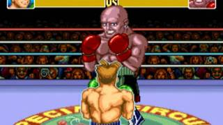 Super Punch-Out Without a hit Part IV [Special Circuit]
