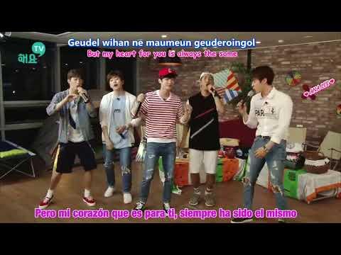 B1A4 - With You (Sub Español & English)