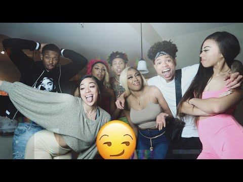 CAN THE WHOLE SQUAD HIT PRANK ON BOUJIE YOUTUBERS 😂🕺 (WONT BELIEVE WHAT HAPPENED)